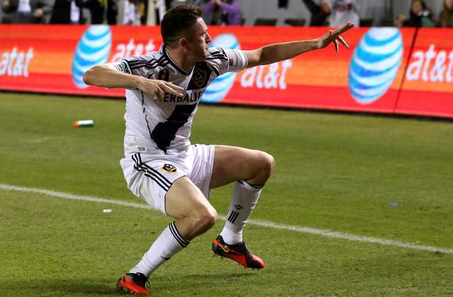 No Premier League loan move for LA Galaxy star Robbie Keane