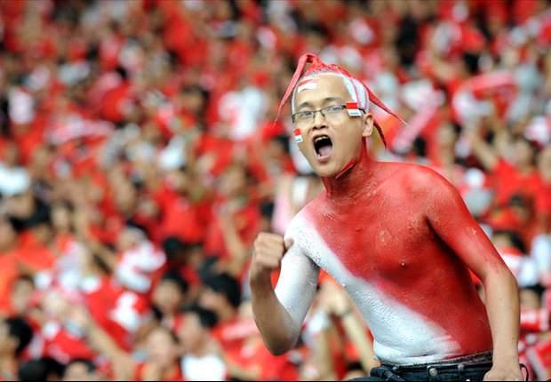 CATATAN AFF Suzuki Cup 2012: Sepakbola ASEAN Melangkah Maju