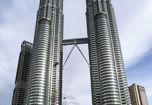 PANDUAN Kuala Lumpur - Kota Penyelenggara Grup B AFF Suzuki Cup 2012