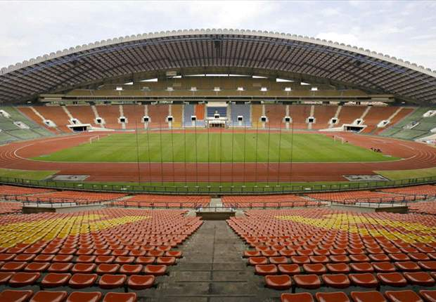 Poor conditions at Bukit Jalil could be the cause of the venue change.