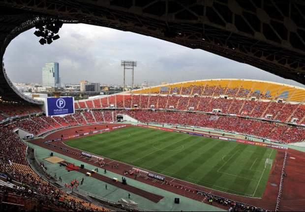PANDUAN Stadion SCG & Rajamangala Di Kota Bangkok - Penyelenggara Grup A AFF Suzuki Cup 2012