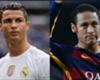 Cinco diferenças entre Neymar e CR7