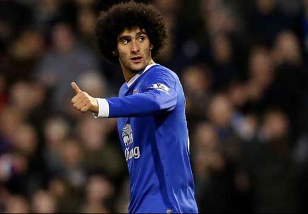 Everton boss Moyes: Fellaini does not get the protection he deserves