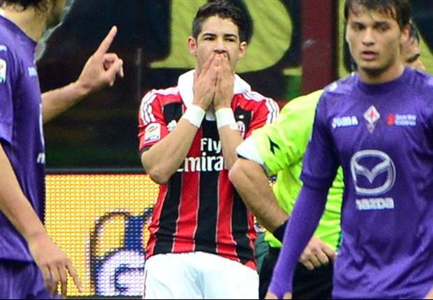 """Il rigore fallito contro la Fiorentina non ha abbattuto Pato: """"Pronto a tirarne un altro, senza paura. I fischi dei tifosi? Hanno ragione..."""""""