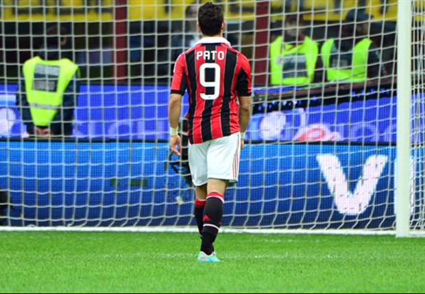 Agent set for AC Milan talks over Pato exit