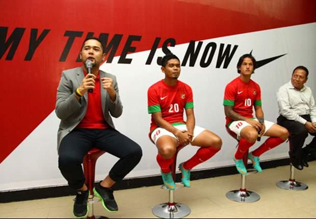 Nike Rilis Jersey Timnas Indonesia Untuk AFF Suzuki Cup 2012