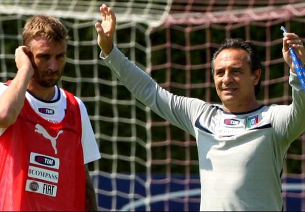 """ITA - Prandelli : """"Cette punition servira à De Rossi """""""