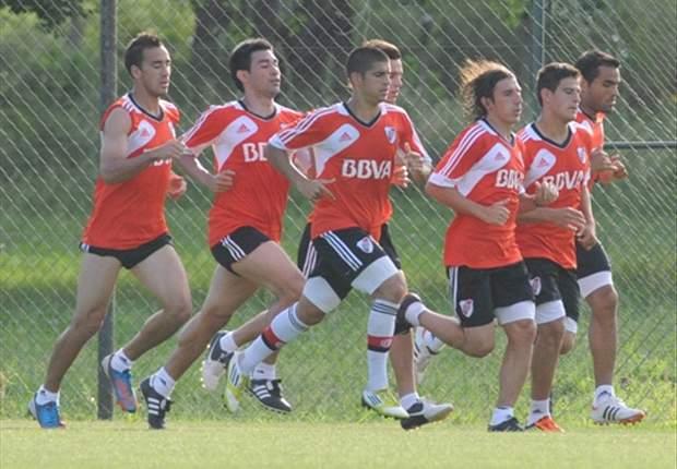 Almeyda concentra a Carlos Arano y vuelve Leonardo Ponzio