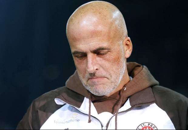 St. Pauli in der Krise: Frontzeck nimmt Spieler in die Pflicht