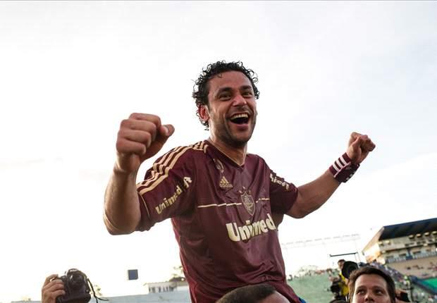 Fred mira conquista da Libertadores com o Fluminense