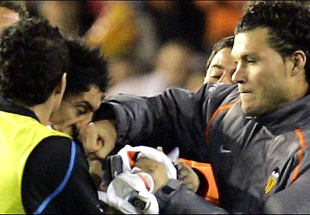 Pepe, David Navarro, Roy Keane y las acciones más violentas del fútbol