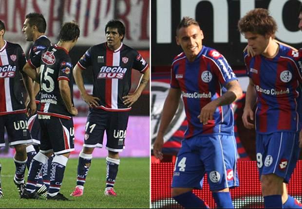 Unión– San Lorenzo: duelo directo por no descender