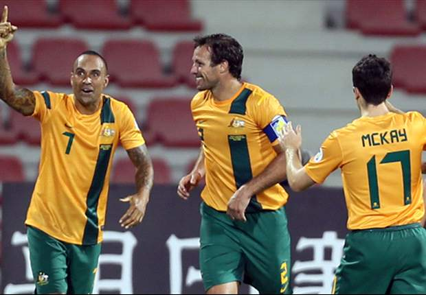 Socceroos book Romania friendly