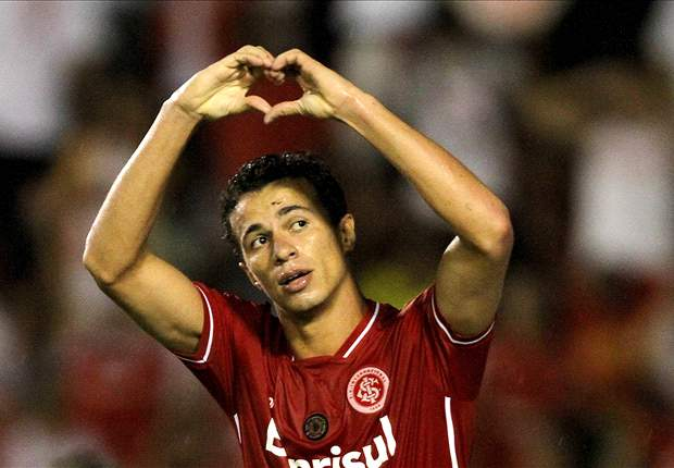 Internacional set £21.5m asking price for Tottenham target Damiao