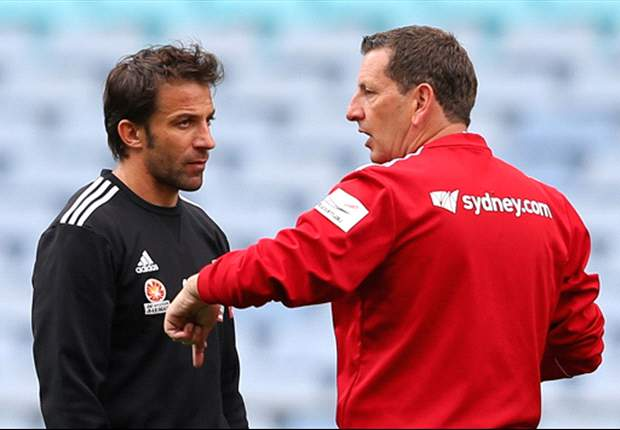 Del Piero statement reveals he is 'sorry' for Crook departure