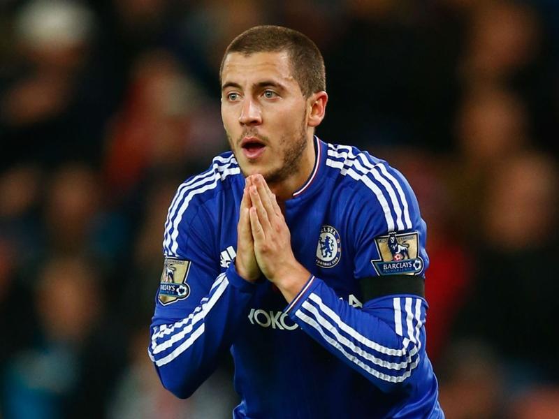 Chelsea, Hazard nie des problèmes avec Mourinho