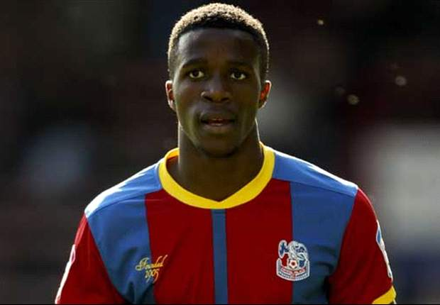 Crystal Palace rules out January move for Zaha amid Arsenal and Manchester United interest
