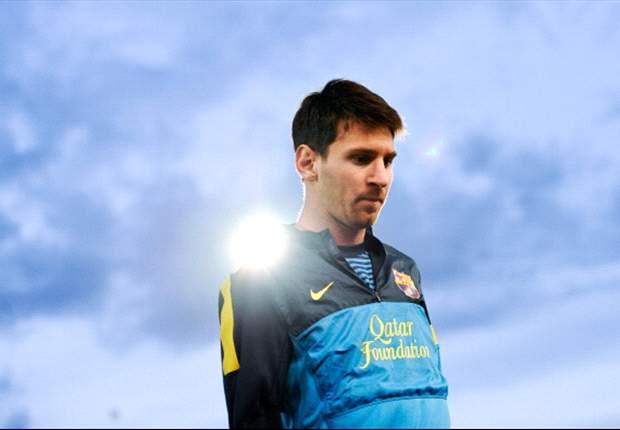 Lionel Messi superó a Pelé y ahora va tras Maradona
