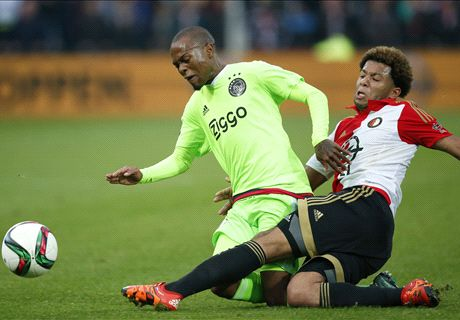 Hurt Serero to leave Ajax in January