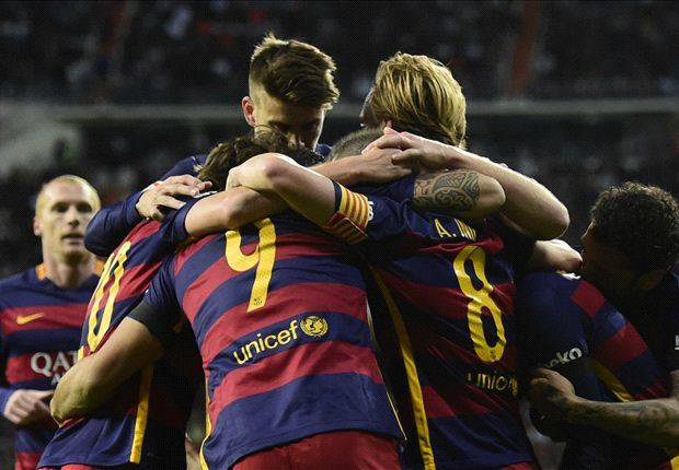Real Madrid 0-4 Barcelona: Suarez scores twice as Benitez's men humiliated in the Clasico