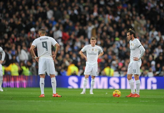 Copa worries and Liga woes - Champions League is Madrid's best chance of silverware this season
