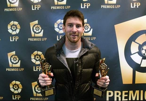 Lionel Messi Dan Pep Guardiola Terbaik Di La Liga Musim Lalu