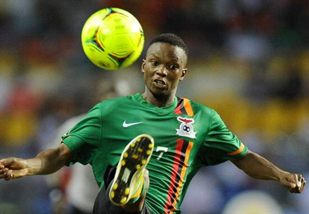 Rainford Kalaba: Form crucial to Zambian advance