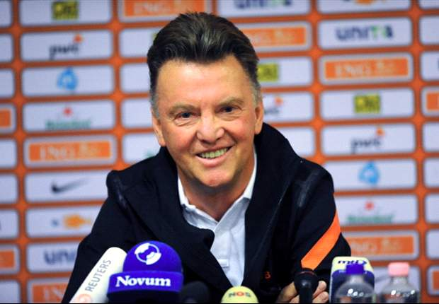 Van Gaal: Germany have more quality than the Netherlands