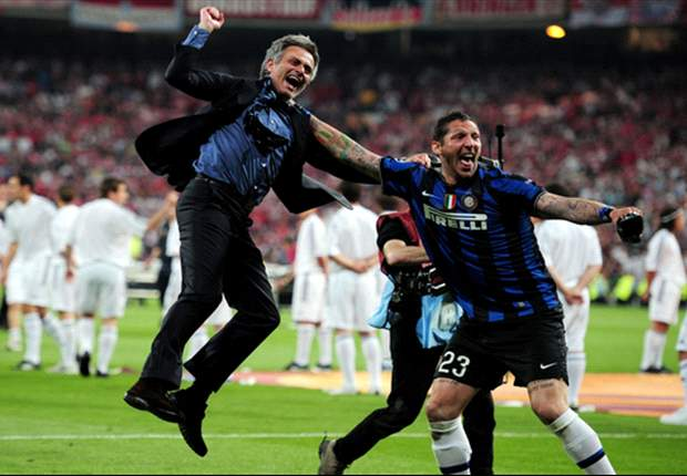 El Inter de Milán felicita a Mourinho por su cumpleaños