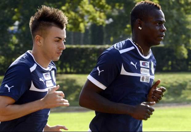 Stephan El Shaarawy Nantikan Duet Dengan Mario Balotelli