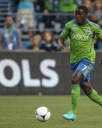 Eddie Johnson, United States International