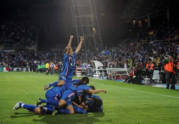 ESP - Getafe renoue avec la victoire