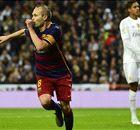 GALERÍA | Iniestagram: El jugador del Barcelona deslumbró en Madrid