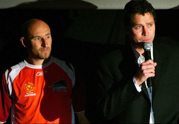 Danny Tiatto backs former Australia, Brisbane Roar coach Frank Farina for Sydney FC job