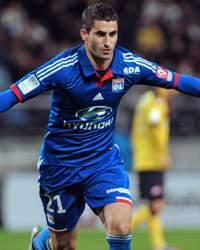 Maxime Gonalons, França Seleção