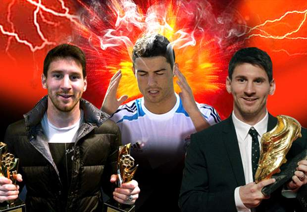 Los trofeos de Lionel Messi vuelven a desquiciar a Cristiano Ronaldo