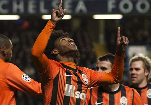 'Shakhtar's goal is to reach the Champions League final' - Willian