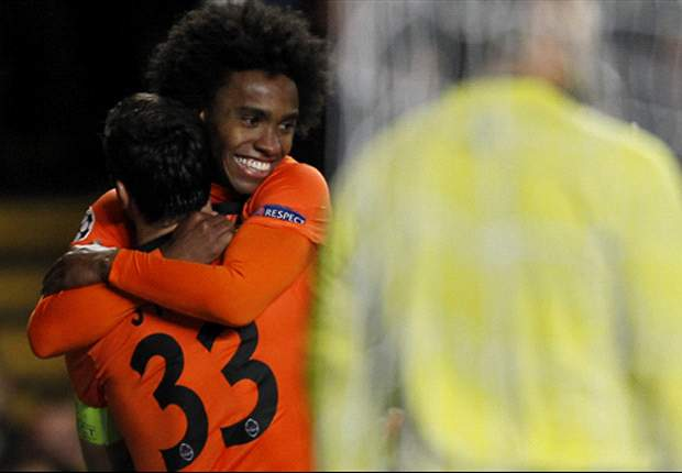 Transferts - Willian vers l'Anzhi