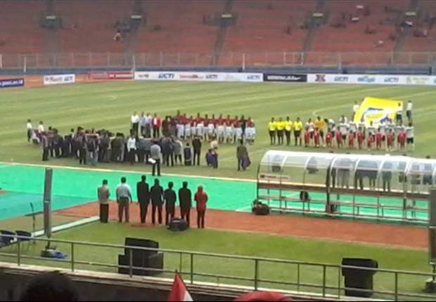 Laporan Pertandingan: Indonesia 1-0 Timor Leste
