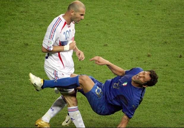 """Anche Ibra attacca Materazzi: """"E' diventato famoso grazie a Zidane, altro che per aver vinto il Mondiale"""""""