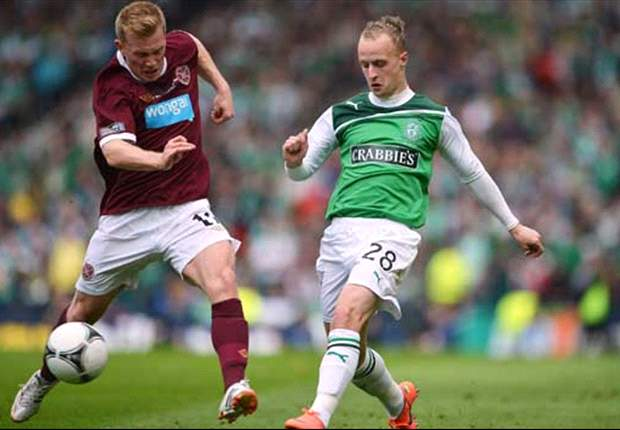 Hearts 0-0 Hibernian: Edinburgh derby ends in stalemate