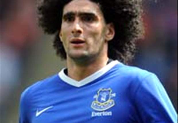 'We are good enough for fourth' - Fellaini backs Everton for Champions League qualification