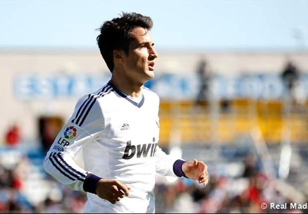 Real Madrid Castilla, primer partido sin encajar goles