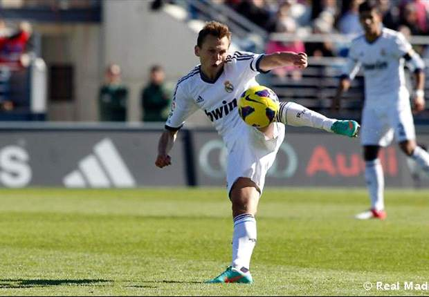 Real Madrid extend Cheryshev deal