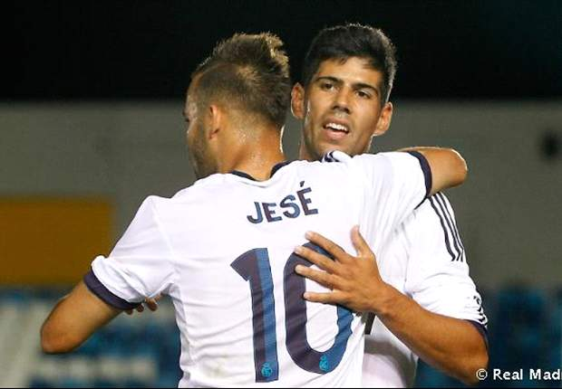 Jese: Raul was my childhood hero