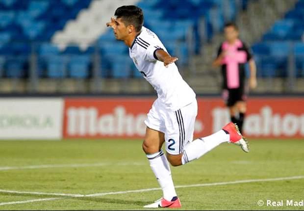 Juanfran Moreno, listo para el salto a Primera