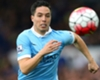 Nasri would love to finish career at Manchester City