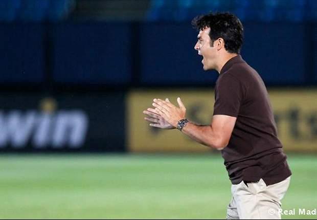 Murcia 0-0 Real Madrid Castilla: Con Álvaro Morata no basta