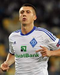 Yevhen Khacheridi, Ukraine International