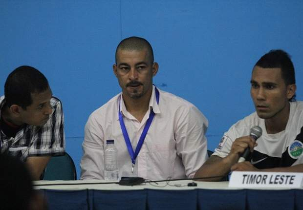 Pelatih Timor Leste Terkejut GBK Sepi Penonton